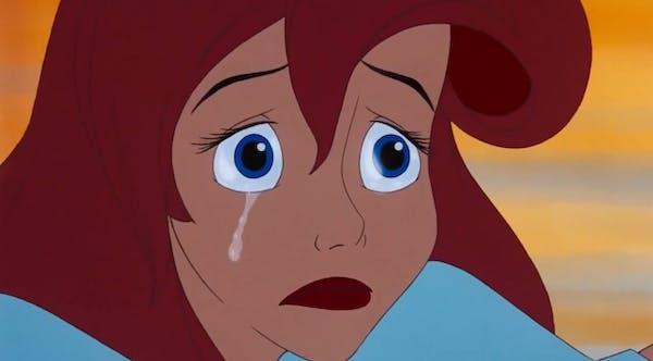 Disney sad