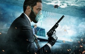 Två nya posters till Christopher Nolans Tenet