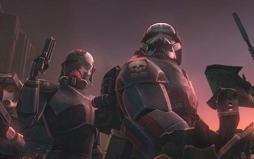 Ny animerad Star Wars-serie till Disney+