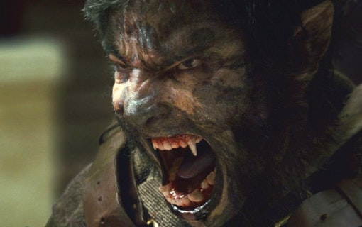 The Wolfman.