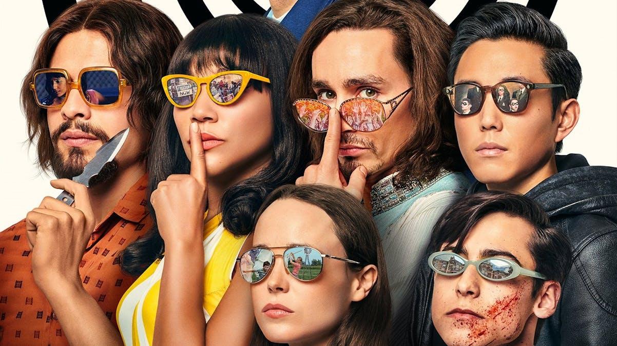 The Umbrella Academy säsong 3 –Detta vet vi