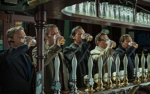 filmer om alkohol