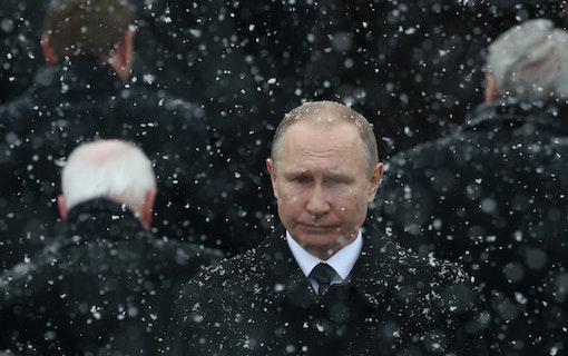 Spionen Vladimir Putin. Foto: Rogan Productions