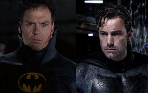 Ben Affleck tillbaka som Batman i The Flash