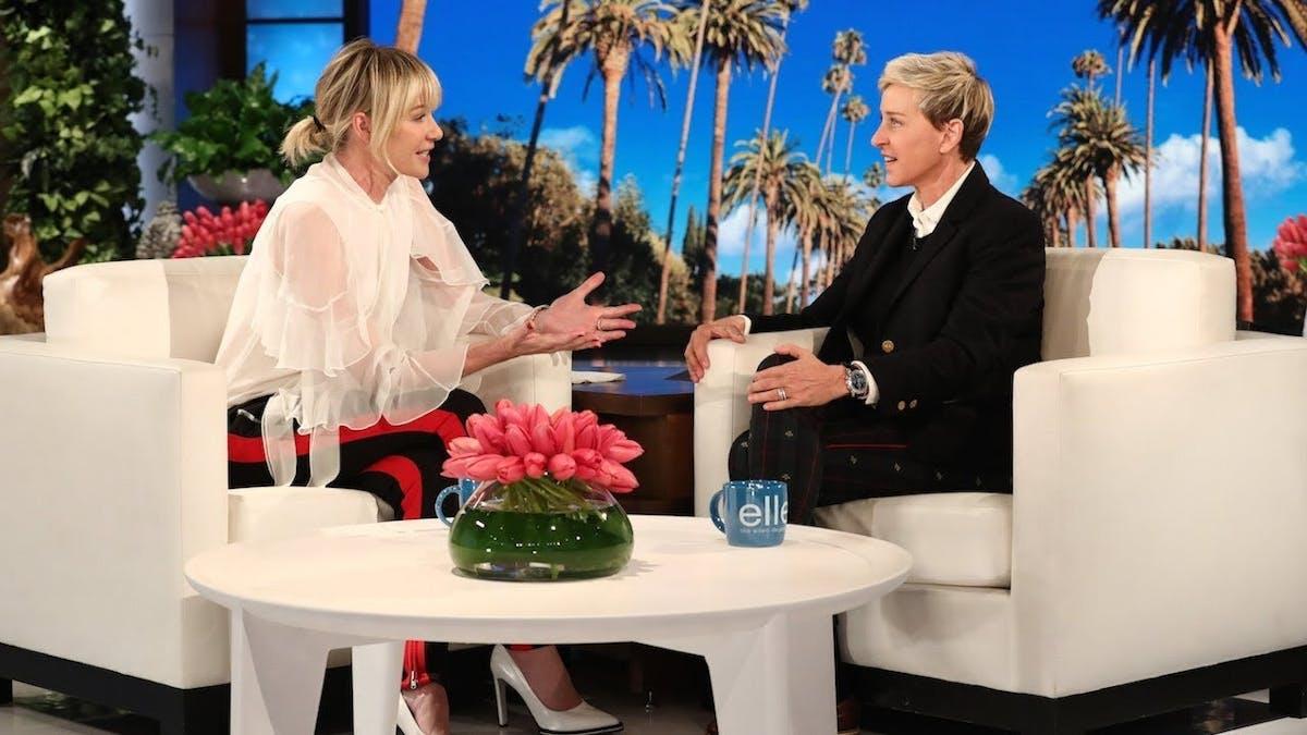 Skådespelarna kritiserar Ellen DeGeneres