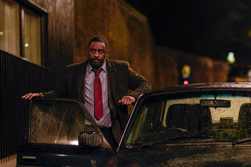 Luther blir film enligt Idris Elba.