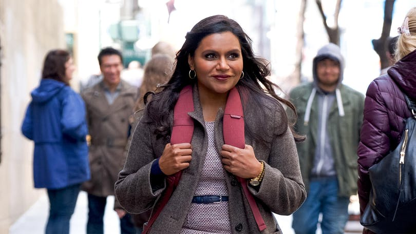 Mindy Kaling i Late Night på Viaplay