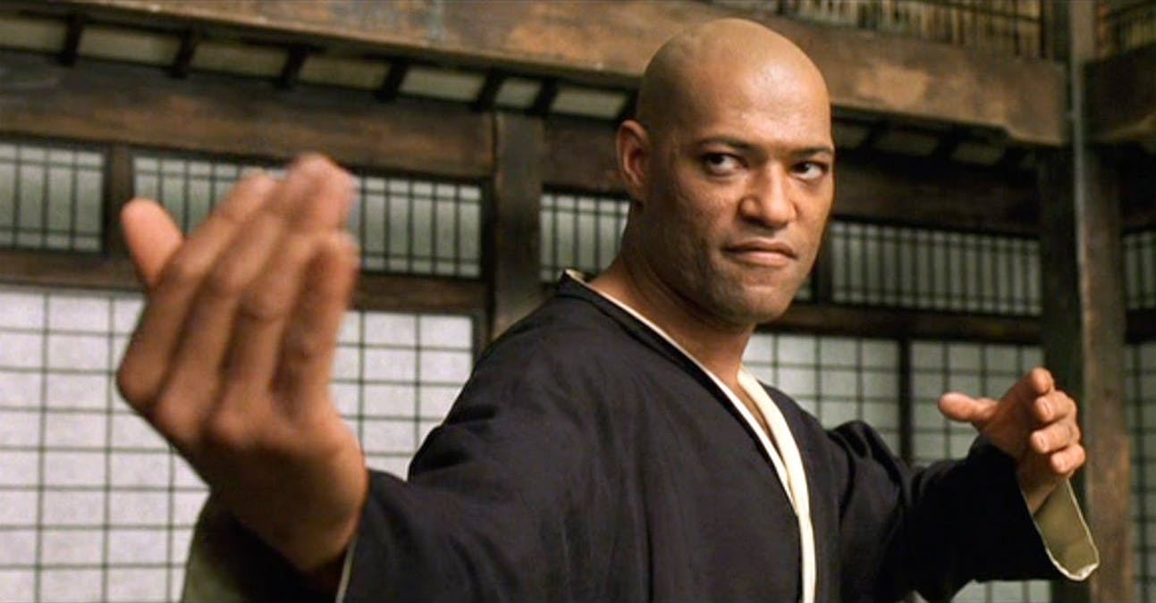 Ingen Laurence Fishburne i Matrix 4