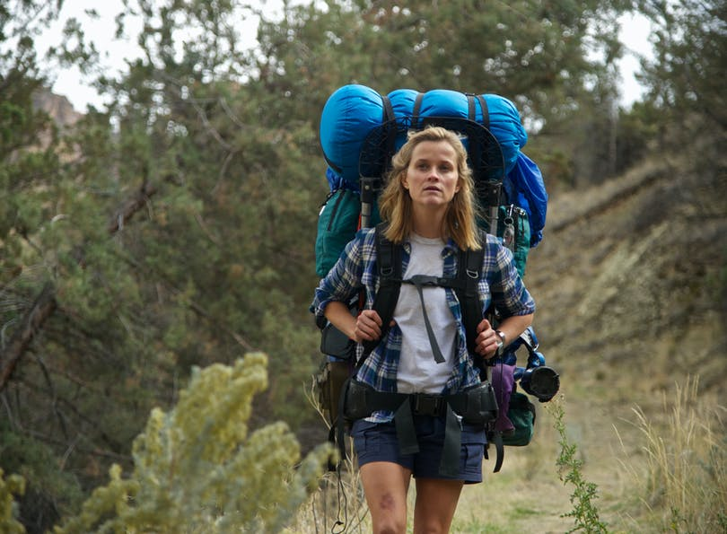 Reese Witherspoon i Wild. Foto: Fox Searchlight Pictures.