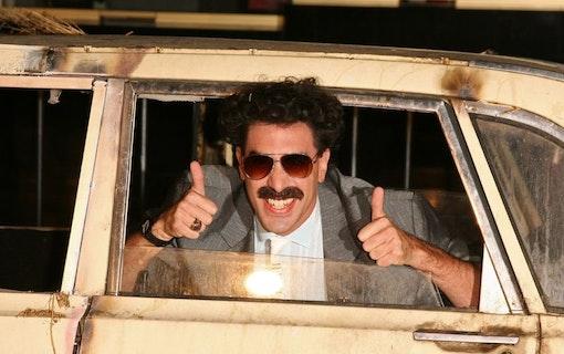 Borat 2 avslöjad?