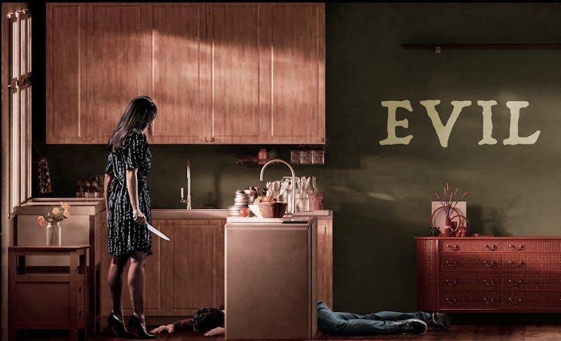 Evil på Amazon