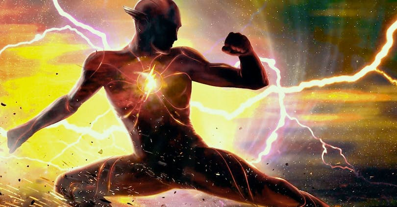 The Flash nya skrud
