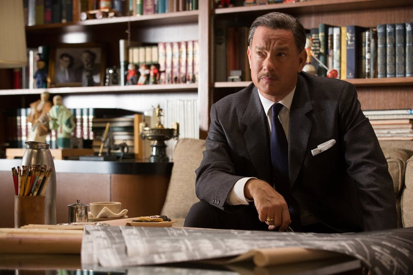 Tom Hanks i Saving Mr. Banks