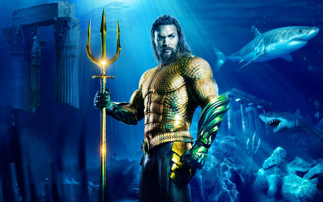 James Wan utlovar skräck i Aquaman 2