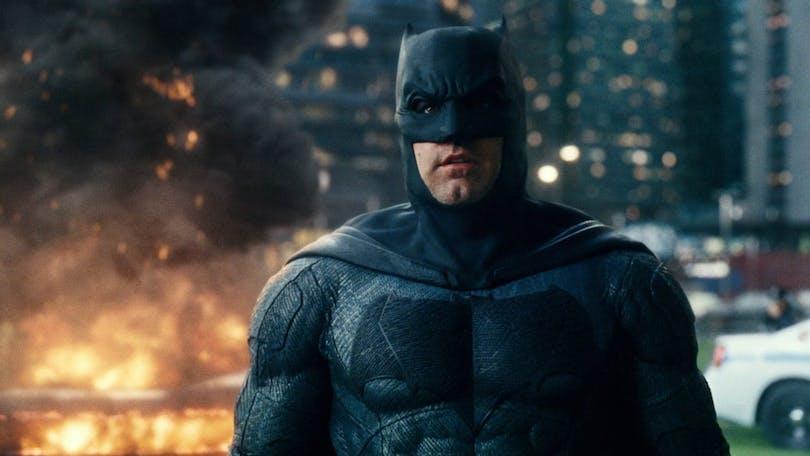 Ben Affleck i Batman v Superman: Dawn of Justice