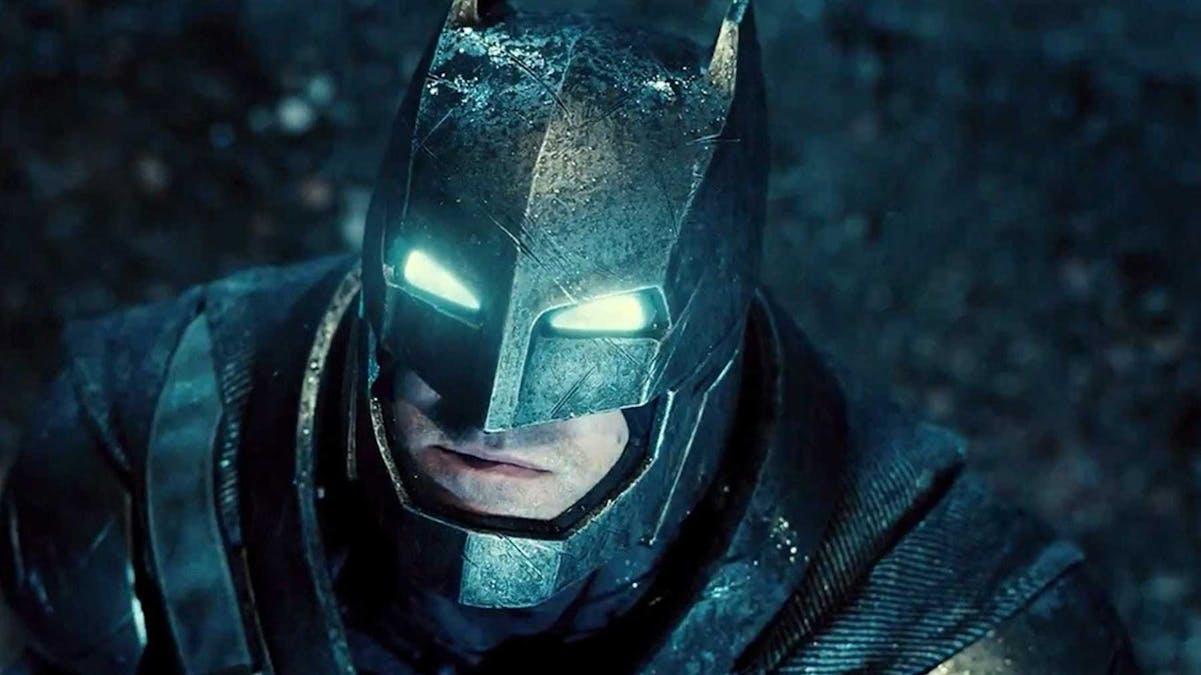 Ben Affleck tillbaka som Batman i The Flash