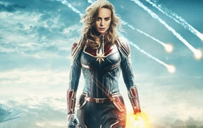 Hon gör Captain Marvel 2