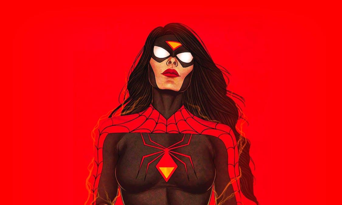 Spider-Woman.