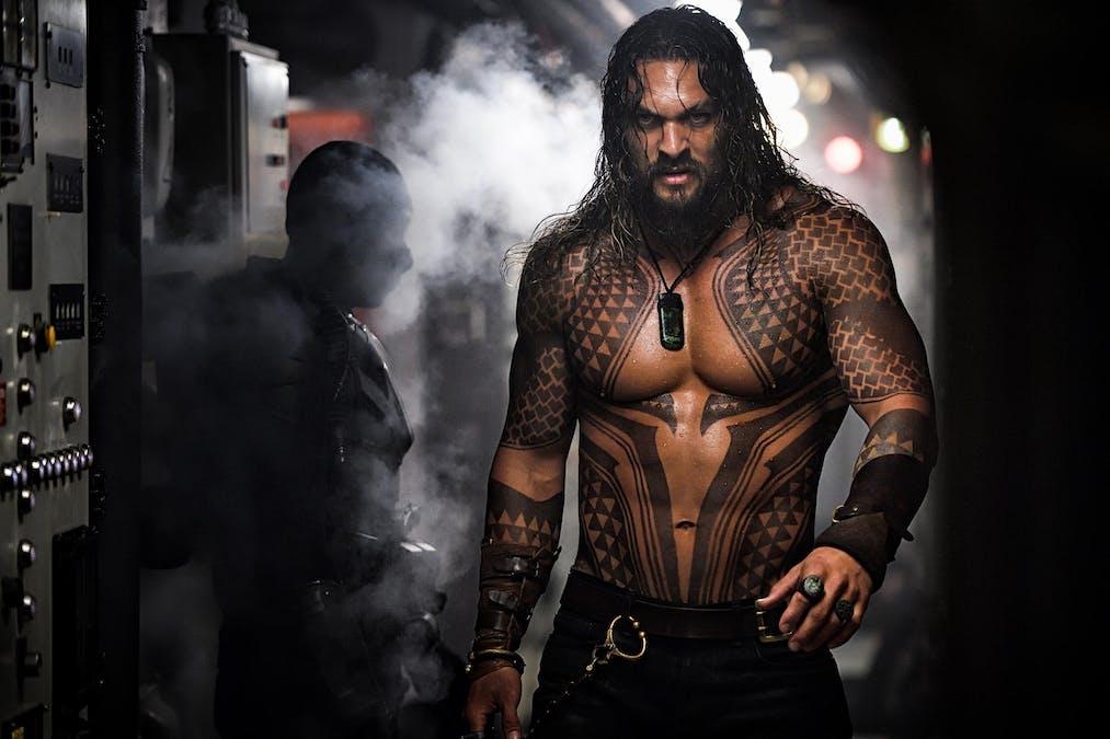 Se Jason Momoas uppdaterade outfit i Aquaman 2