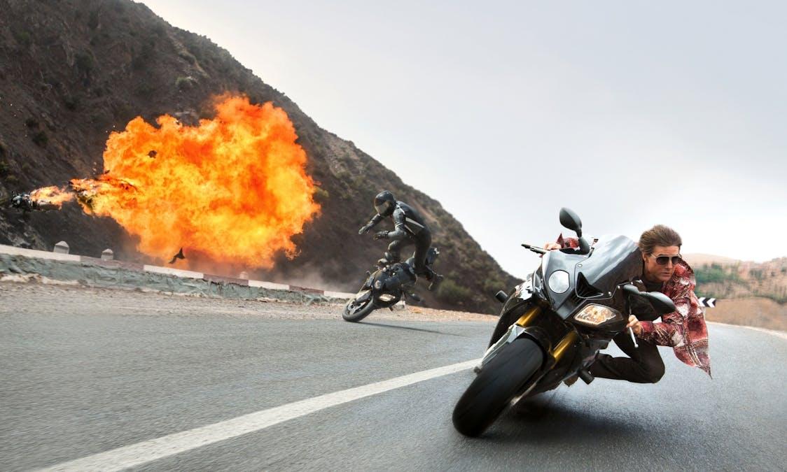 Mission: Impossible-produktionen vill spränga en 111-årig bro i luften