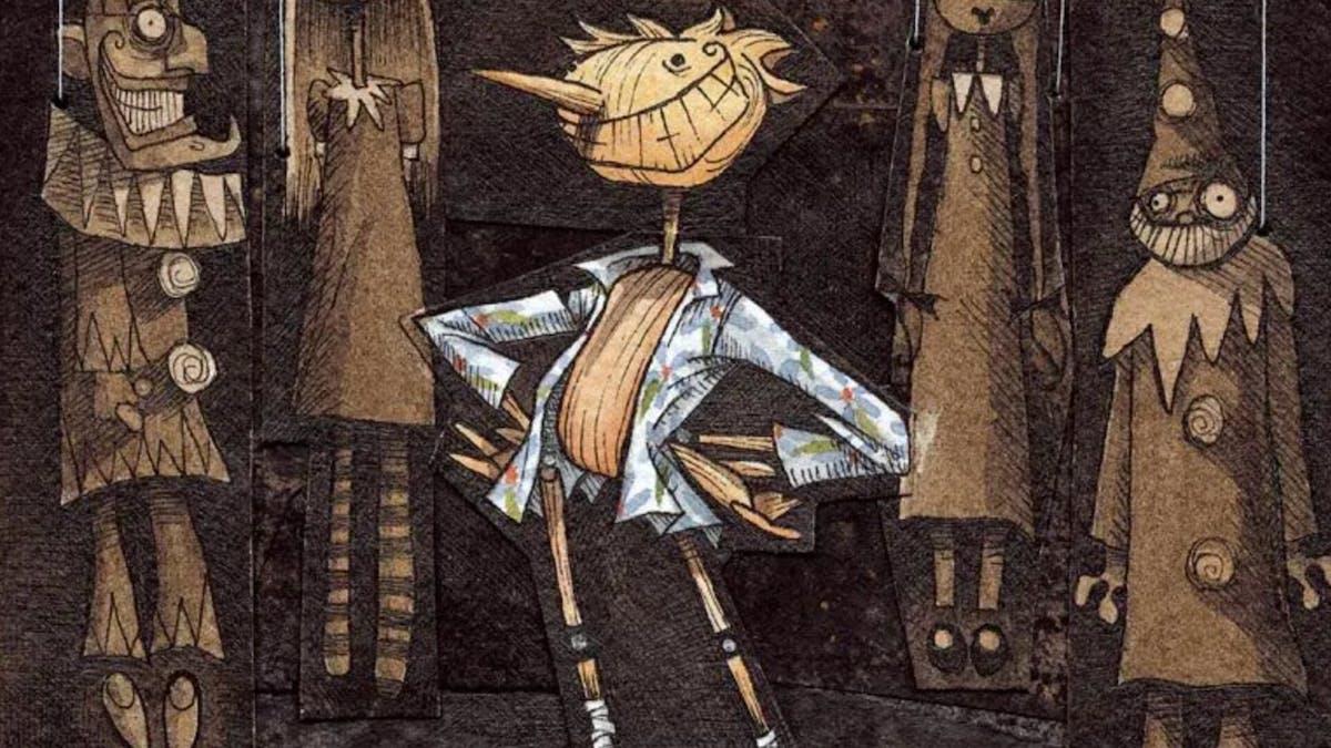 Stjärnspäckad rollista i nya Pinocchio