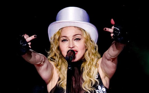 Madonna gör ny film