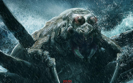 Trailer: Jättespindel anfaller i Abyssal Spider