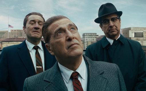 Al Pacino och Robert De Niro i kommande filmen om Gucci