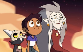 Disney hyllas för animerad serie med HBTQ-karaktärer
