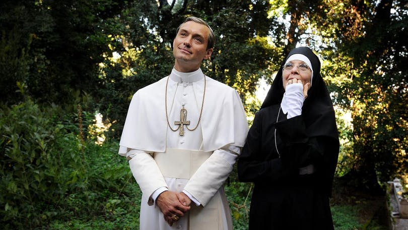 Jude Law i The Young Pope