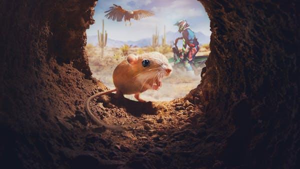 Tiny Creatures. Foto: Netflix