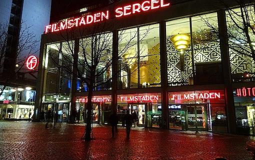 Filmstaden kunde inte betala hyran för biografen på Hötorget. Foto: WikimediaCommons