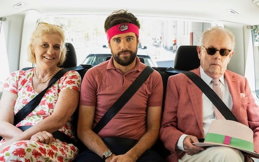 Jack Whitehall: Travels with my father. Foto: Netflix/Whitehall Films Ltd