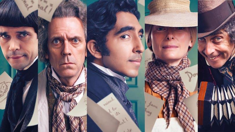 David Copperfields äventyr och iakttagelser