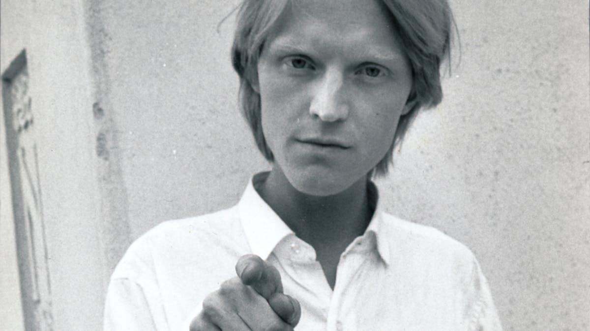Snart släpps SVT:s film om John Holms comeback