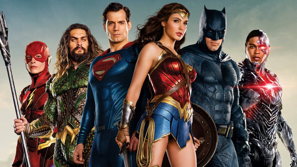 Hjältarna i Justice League. Foto: Warner Bros. Pictures.