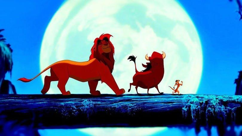 Lejonkungen
