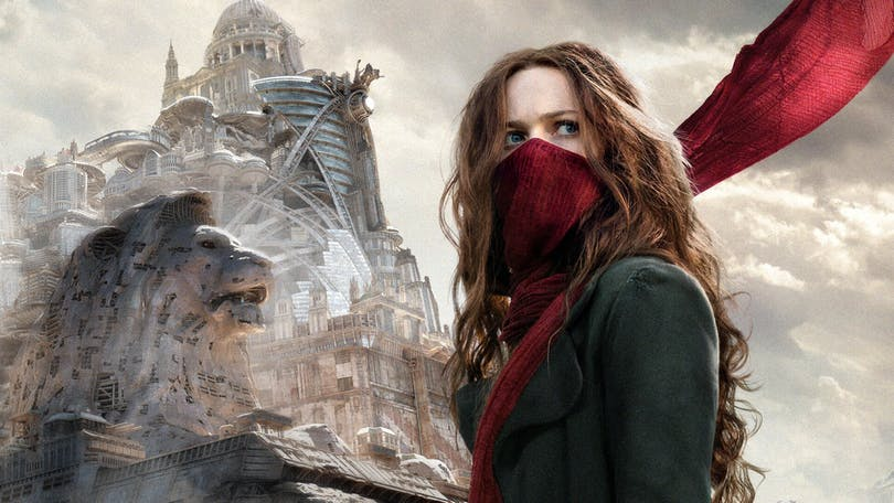 Filmtips på C More - Mortal Engines