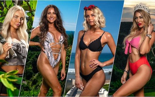 Sex frågor med drottningarna på Paradise Hotel