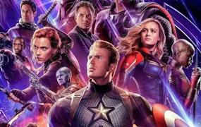 Marvels superhjältar ihopklämda i en bild. Foto: Walt Disney Studios Motion Pictures.