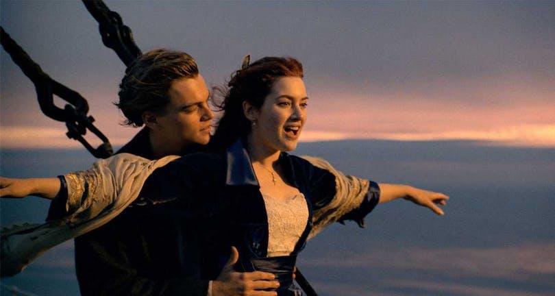 Kommer ni ihåg när kärlek på film brukade se ut så här? Foto: 20th Century Fox.