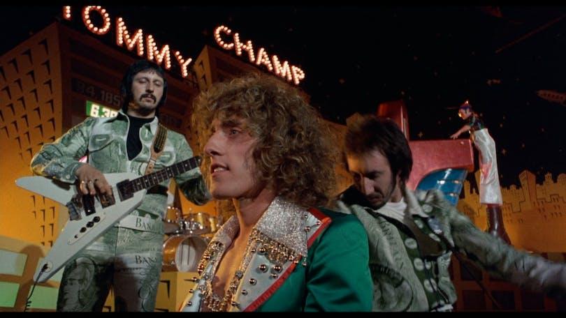 Sångaren i The Who och huvudrollen i musikalen Tommy