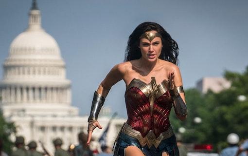 Wonder Woman 1984.