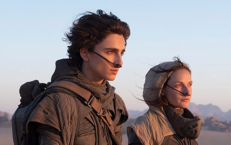 13 tankar när jag ser trailern till Dune