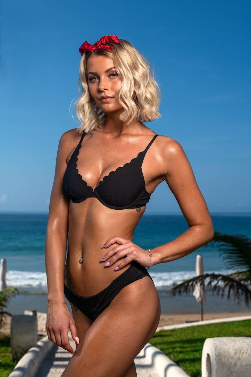 Erica Lindberg i Paradise Hotel 2020