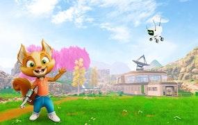 Barnfavoriten Fixi i Playland tillbaka med säsong 2