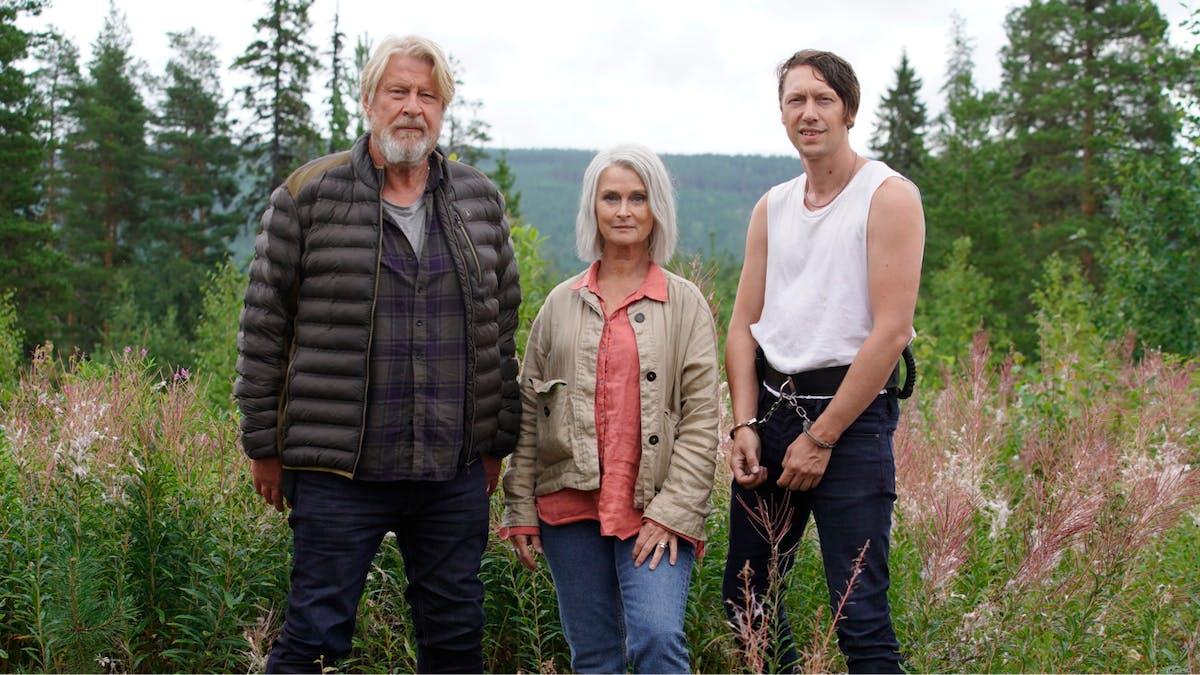 Jägarna säsong 2 med Rolf Lassgård på gång