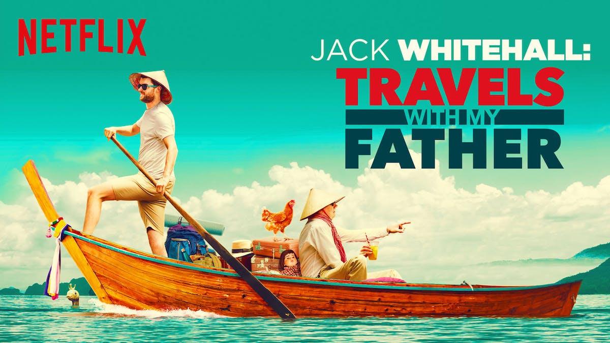 Jack Whitehall: Travels with my father. Foto: Netflix/Whitehall Films Ltd
