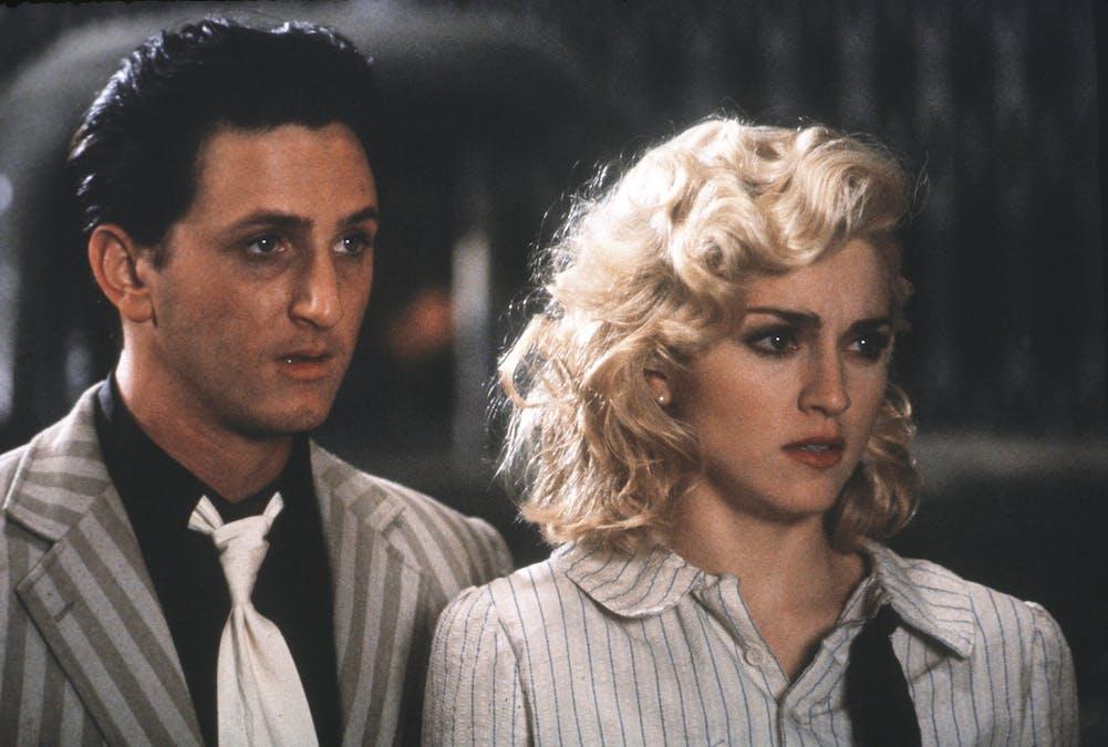 Madonna gör film om sitt liv