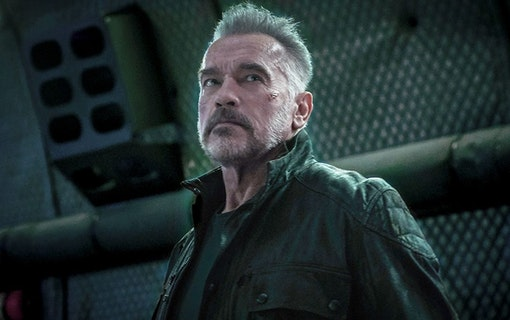 Spionthrillern blir Arnold Schwarzeneggers första stora serie